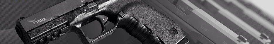 Banner Image: Tara TM-9 Pistols