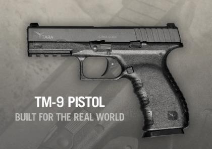 The Tara TM-9 Pistol: Built for the Real World